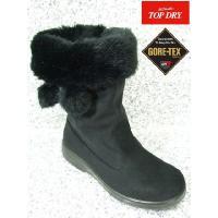 アウトドア製品などでお馴染みの「GORE-TEX」を使用した「トップドライ」の婦人ブーツです。 「G...