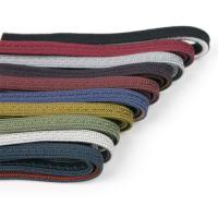 三分紐は幅の細い平組タイプの帯締めです。   お気に入りの帯留めを通して、帯や着物との色合わせをお楽...