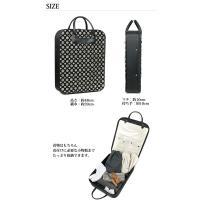 (着物バッグ 縦型 印伝調)日本製着物バッグ 男性 女性 和装バッグ 家紋柄 市松柄 小桜柄 黒 53 (ns42)