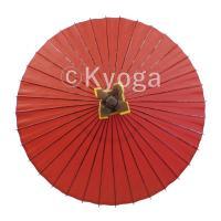舞踊用小番傘は、太い竹の骨に和紙を張った従来の番傘と同様の工程で作製されておりますが、雨傘として利用...