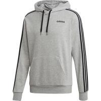 adidas(アディダス) M CORE 3ストライプス プルオーバーパーカー (裏毛) メンズ FSG78 Mグレイヘザー/B