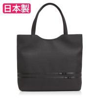 フォーマルバック(黒)  喪の席でお使いいただけるブラックフォーマル用手提げバッグです。<BR...