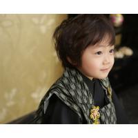 男の子 3歳 着物 被布セット 被布 5点セット お正月 誕生日 七五三 3才 5才 三歳 五歳 子供 日本製 送料無料|kyotorurihinagiku|02