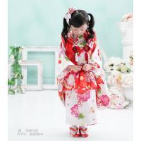 七五三 着物 3歳 フルセット 購入 きもの 被布セット セット 3歳用 子供 女の子 こども お祝い着 着物 襦袢 草履|kyotorurihinagiku|10