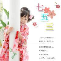 七五三 着物 3歳 フルセット 購入 被布セット うさぎ 七五三 3歳用 子供 女の子 こども お祝い着 着物 襦袢 草履 セット kyotorurihinagiku 02