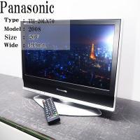 中古美品 液晶テレビ ・Panasonic/パナソニック ・TH-20LX70 ・サイズ   20V...