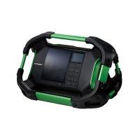 日立工機 コードレスラジオ UR18DSDL(NN) Bluetooth機能搭載