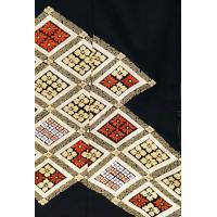 黒留袖 総手刺繍 正絹 雪輪文 to-290 特選品 結婚式