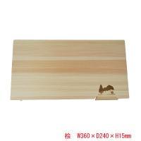 木の香りが心地よく、非常に使いやすいまな板です。株式会社キョーワが企画し、まな板では実績の高い株式会...