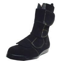 高い所の作業などに最適の安全靴です 熱職場での作業にも充分耐えうる耐熱性の革を使用しています。 ●ア...