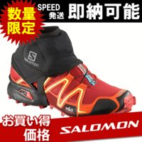■ブランド:SALOMON/サロモン■商品名:TRAIL GAITERS LOW/トレイルゲイターロ...