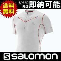 ■ブランド:SALOMON/サロモン■商品名:S-LAB EXO ZIP TEE M■メーカー品番:...