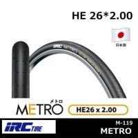 ●商品名:M-119 METRO●メーカー:井上ゴム工業●ブランド:IRC●原産国:日本●サイズ:サ...