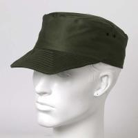 フランス軍本物キャップ  コットン素材  ビンテージアイテム  帽子に芯を入れていないから 柔らかい...
