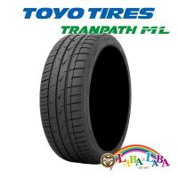 TOYO TRANPATH ML トーヨー トランパス・エムエル  ミニバンの走りに、驚きの低燃費を...