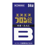 【第(2)類医薬品】エスエス ブロン錠 84錠