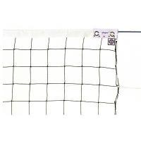 ■上部白帯のバレーボールネット ■上部テープの白さを長く保つ「KEEPWHITE」加工 ■重量:約3...