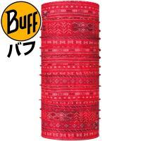 【7月中旬予約】Buff(バフ) BUFF ネックウォーマー COOLNET UV+ SADRI RED 386540