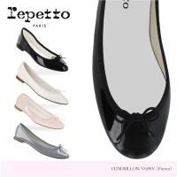 レペット repetto  レディース V086V  Cendrillon Patent パテントレ...