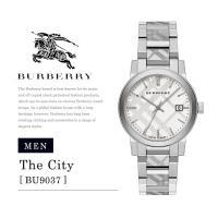 バーバリー BURBERRY 時計 腕時計 BU9037 メンズ The City Chronogr...