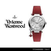 ヴィヴィアンウエストウッド 時計 腕時計 レディース VV006SSRD レッド Orb Pop オ...