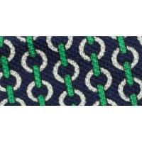 セール 国内正規品 KIRED キーレッド メンズ コットン チェーン柄 ポロシャツ 2084-58 (ネイビー)special priceBM