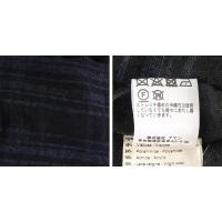 セール 国内正規品 ALTEA COPPER アルテア コッパー メンズ チェック柄 メランジ 2B シングルジャケット 1762193 2 (ブラック×ネイビー)special priceAM