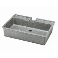 質量: 約 17kg 容量: 約 30L 付属品: 排水栓1個、クサリ付ゴム栓1個 材質: レジンコ...