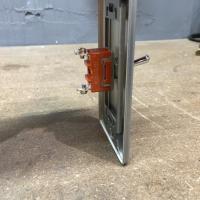 トグルスイッチプレート フラット&BLACK文字プレート 1個用 インダストリアル|lamps1122|05