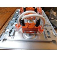 トグルスイッチプレート WHEEL PRESS&STAMP ホイールプレス&スタンプ 2個用 リード線付き インダストリアル lamps1122 06