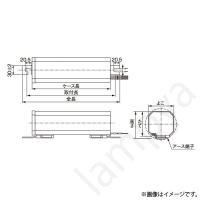セラミックメタルハライドランプ 50Hz 定格電力(W):360〜380(400W形) 種類・灯数:...