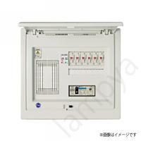 スマートホーム(住宅用)分電盤 主幹:漏電ブレーカ(ELB3P) 樹脂製 / 露出・半埋込兼用 外形...