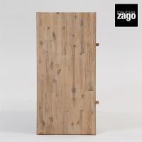 〈ポイント〉 Pro-living社(フランス)のムーブル ザーゴ。アカシア無垢材のビンテージ感のあ...