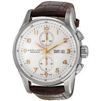 ■商品詳細 Silver chronograph and day date dialBrown le...