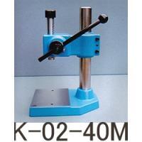 ●ラムストローク:40mm●コラム高さ:240mm●フトコロ:190mm●ラム垂直精度0.08mm以...
