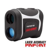 LEASER ACCURACY ピンポイントシリーズ 最長660ヤード/高低差対応/防水・防塵/光学...