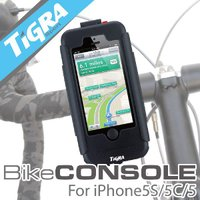 iPhone5専用自転車/バイクホルダーケースポーチ 防水防塵耐衝のハイスペックモデルが登場 iPh...