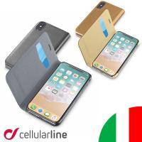 iPhone X ケース 手帳型 カバー が登場! デザインはイタリアの高級ブランドCellular...