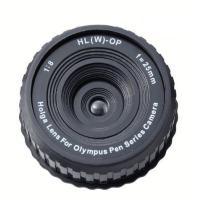 マイクロ・フォーサーズマウント仕様(ブラックコーナーエフェクター搭載) 重さ: 24g 焦点距離:2...