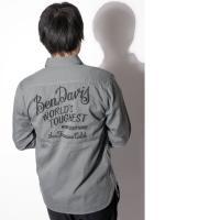 BEN DAVIS ベンデイビス 8380024 TCツイル ワークシャツ