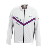 ルコック スポルティフ(Lecoq Sportif) 長袖 エントリーボンディングジャケット QCMOGC70 WHT (メンズ)