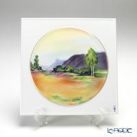 2012年世界限定コレクション。世界限定100点。 マイセン Meissen ドイツ 飾り皿・陶板