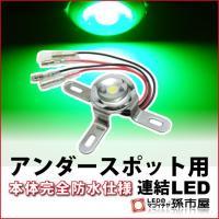 ■ハイパワーチップ型LED6連