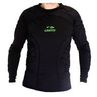NEWプロテクターシャツ シームレス加工 肩 肘 脇腹 背中 LEOTTI LEO-PS02