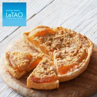 ルタオ LeTAO アップルパイ フレンチアップルパイ [直径18cm] LeTAO - 小樽洋菓子舗ルタオ - 通販 - PayPayモール