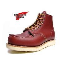 レッドウィング アイリッシュセッター メンズ ワーク ブーツ RED WING 8875  RED ...