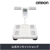 オムロン 公式 体組成計 カラダスキャン HBF-904 体重計 体脂肪率 正確 デジタル 高性能 内臓脂肪レベル 電池 体脂肪計付き体重計 手で持つタイプ 送料無料