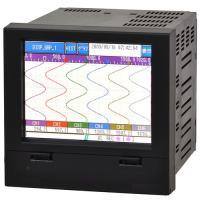 ペーパーレスレコーダーSKR-SD10シリーズは、5.7インチTFT液晶タッチパネルを採用。 チャン...