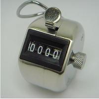 片手で手軽に使用できる丈夫なステンレス製の手持カウンター。 レバーを一回押すたびに数字が一つ進み、9...