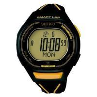 """マラソン大会コースに敷設されたマットに連動して自動でラップを取ることができる""""SMART-LAP""""を..."""